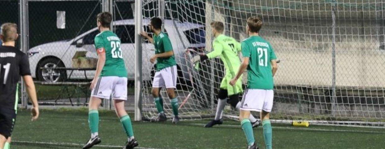 Youngsters-Niederlage im letzten Heimspiel!