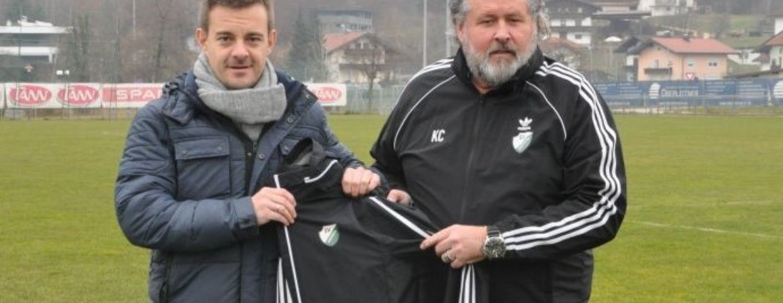 Thomas Fleidl ist neuer SVK-Coach!