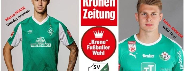 Krone Fußballer Wahl 2021