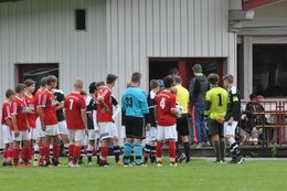 U16: SPG Niederndorf/Erl vs. SPG Kirchbichl/Langkampfen