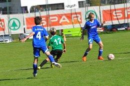 U12: SPG Kirchbichl/Langkampfen vs. SPG Unterland