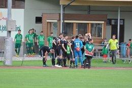 St. Johann vs. SVK