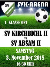 14. Plakat Absam II 03.11.2018